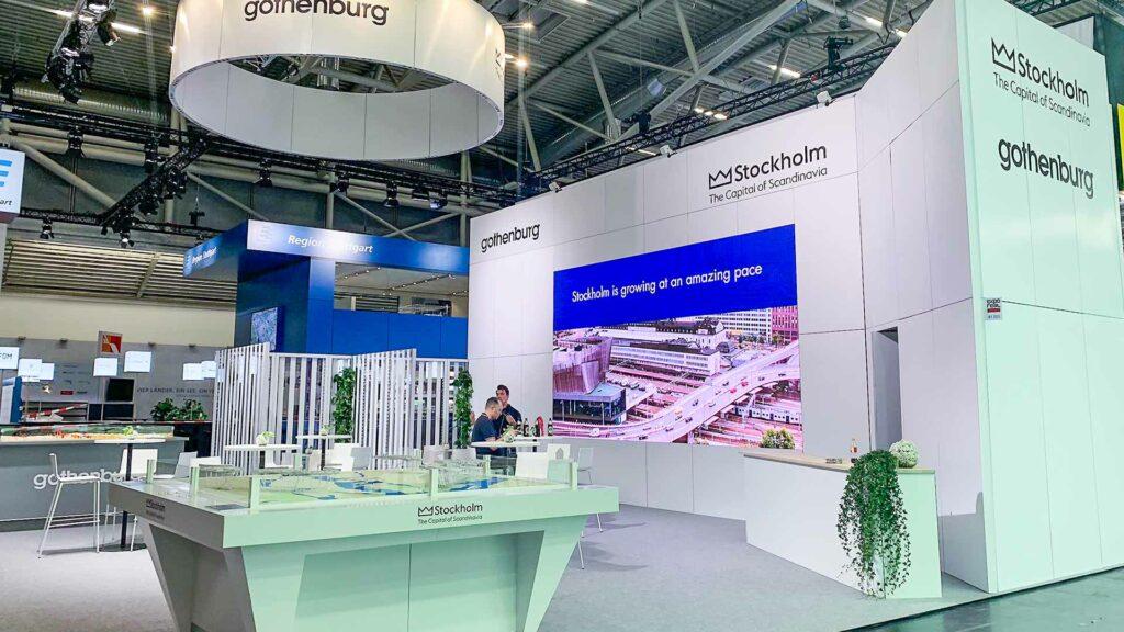 beMatrix monter i Tyskland